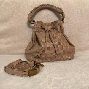 Elliott Lucca Leather Bucket Bag